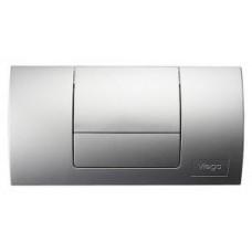 Viega Кнопка смыва S-Line для бачка Standard 2S матовый хром 449032