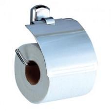 Держатель для туалетной бумаги с крышкой, хром  арт. WK3025