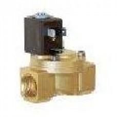 Клапан  электромагнитный 220 В  для воды  нормально закрытый  (открытие по сигналу) 00306100