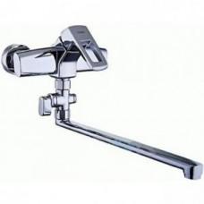 смеситель G-lauf для ванны с плоским пов. изливом, 35 LEF6-A232