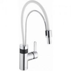 Cмеситель Kludi электрон.E-GO для кухни (хром) 422050575