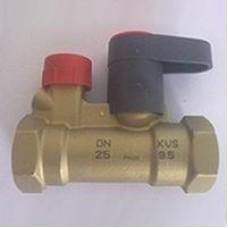 Клапан ручной запорный msv-s ду20(003Z4012)danfoss
