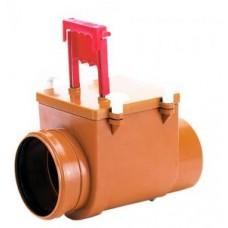 Механический канализационый затвор с профилированной запирающей заслонкой HL710.1