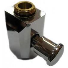 Блок переключателя на душ Gustavsberg, хром 41637315