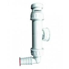 HL2.1 Сдвоенный соединительный элемент со струйным обратным клапаном и воздушным клапаном