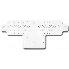 HL44 Монтажная плита из пластмассы с крепежным шаблоном для HL34, HL134