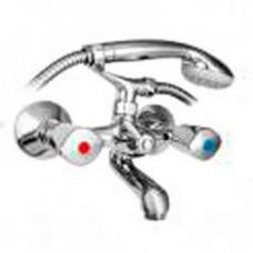 См-ль для ванны литой, L 110мм, лейка Basic, керамика 141-1513-00