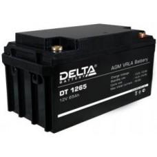 Аккумуляторная батарея Delta DT 1265 65 А*ч  12 В DT 1265