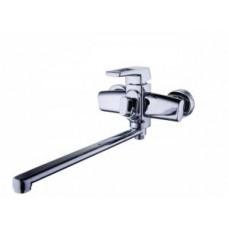 смеситель G-lauf для ванны с плоским пов. изливом, 35, встр. переключение LEF7-A232