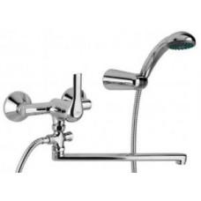 См-ль для ванны-душ, с пл.излив S 300мм 155-0012-14
