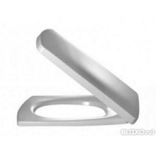 """Сиденье """"Венто Пюр"""" дюропласт, стальное крепление, с микролифтом, белый E0I101I0101Y"""