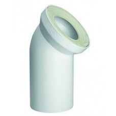 Отвод WC 45 градусов
