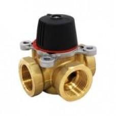 Клапан В 1 1/4' 3-ходовой смесительный Kvs 15.0 лтунь серия LK840 LK840.181336
