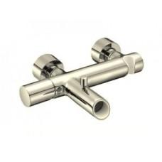 Jacob Delafon E8963-BN смеситель TOOBI ванна/душ (полированный никель)