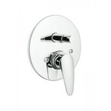 A42211EXP смеситель Dynamic S ванна/душ,внешняя часть (хром)