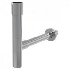 Сифон для умывальника 32 DESIGN, цельнометаллический, массивный A402