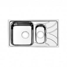 Мойка с выпуском арт. 021UPSOi84, нержавеющая сталь, шелк, 1 1/2, чаша слева, 780*440, Arro S, IDDIS, ARR78SXi77K