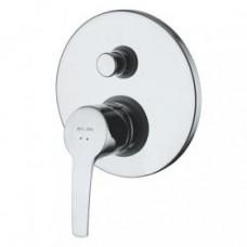Смеситель для ванны и душа монтируемый в стену AM.PM F7785000