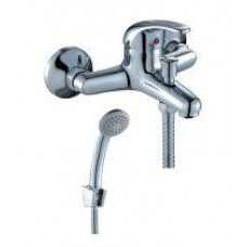 Смеситель одноручный (40 мм) для ванны, с коротким изливом, хром C40-31