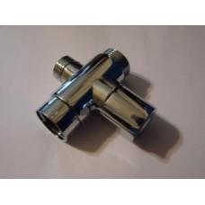 Дивертор поворотный для смесителей для ванны с длинным изливом Shruder арт. ND001