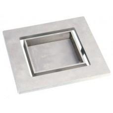 HL0540I Дизайн-решётка из нержавеющей стали с вкладышем для керамической плитки