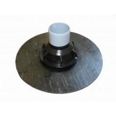 HL800/810.1 Эластичная мембрана для герметичного прохода вытяжной части канализационного стояка DN110 через кровельную гидроизоляцию