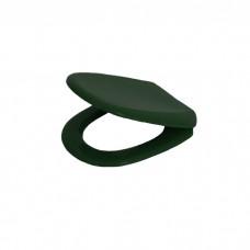 Сиденье для унитаза ID 01 061.1 зеленое