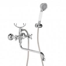 Смеситель для ванны с керамическим дивертором, Jeals, IDDIS, JEASBL2i10