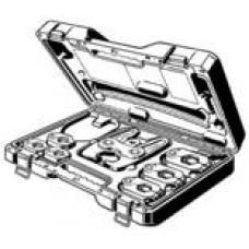 Viega Комплект пресс-насадок 12-35 с затяжной губкой в чемодане 2496.5  арт.639495