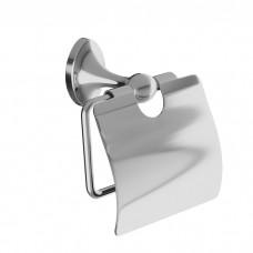 Держатель для туалетной бумаги с крышкой, сплав металлов, Male, IDDIS, MALSSC0i43