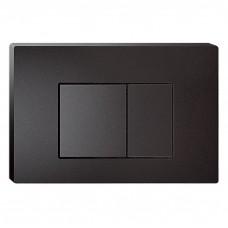 Клавиша смыва, матовый черный, Neofix, 031, IDDIS, NEO31MBI77