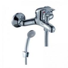 Смеситель одноручный (35 мм)  для ванны, с коротким изливом, хром A35-31