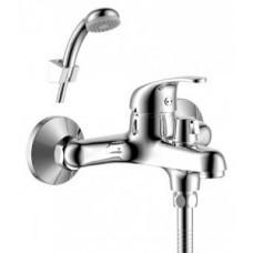 Смеситель одноручный (35 мм)  для ванны с коротким изливом Y35-30