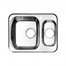 Мойка с выпуском арт. 021UPSOi84, нержавеющая сталь, шелк, 1 1/2, чаша слева, 605*480, Strit S, IDDIS, STR60SXi77K