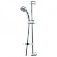 Sense, душ.комплект: ручн.душ 3 ф-ции d 70 мм, штанга 600 мм, шланг 1750 мм, шт F0101100