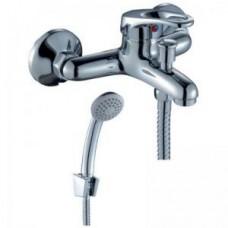 Смеситель одноручный (35 мм)  для ванны, с коротким изливом , хром B35-31