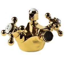 Смеситель Kludi ADLON для биде (золото) 512114520