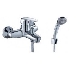 Смеситель одноручный (40 мм)  для ванны, с коротким изливом , хром E40-31