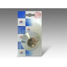 Декоративные колпаки для настенных двухручковых см-лей, для вентилей под кафель (2шт) 273-0054-06