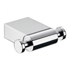 Крючок двойной System2, 74х64мм,хром арт.357500100