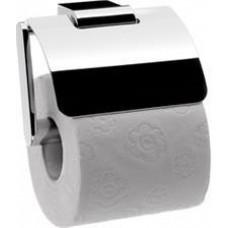 Держатель для туалетной бумаги System 2, с крышкой, хром арт.350000106