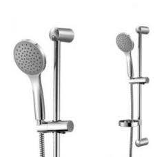 Joy, душ.комплект: ручн.душ 1 ф-ция d 110 мм, штанга 700 мм, шланг 1750 мм, шт F0185000
