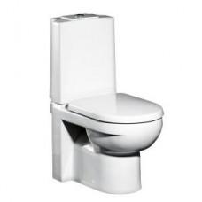 Унитаз ARTic 3/6л. верт., белый, сид. люкс   G4300