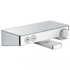HG Select, термостат 13151 для в/душ, хром/бел 13151400