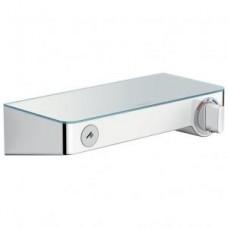 HG Select, термостат 13171 для душа, хром/бел 13171400