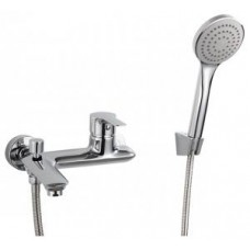 Смеситель одноручный (35 мм)  для ванны с коротким изливом, хром V35-31