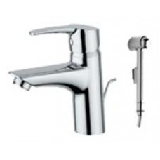 Смеситель для умывальника с гигиеническим душем AM.PM F7704000