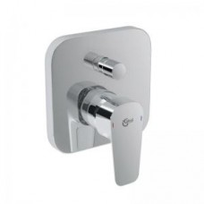 Сераплан 3 смеситель встраиваемый для ванны/душа комплект №2 (функциональная + декоративная части),  для монтажа с A1000NU, хром A6115AA