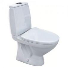 Унитаз Мозаик, белый, с сиденьем из жестк.пластм.   Z39171-01