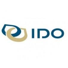 Уплотнение сливной трубы в приставной унитаз Ido 63509